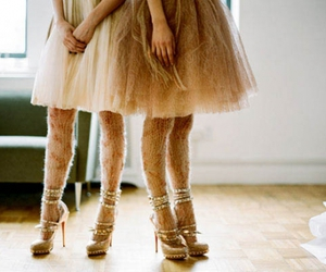 dress, shoes, and fashion image