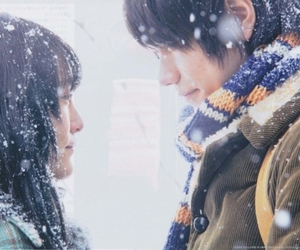 norwegian wood and snow image
