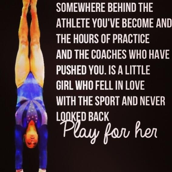 45 Images About Gymnastics Quotes On We Heart It
