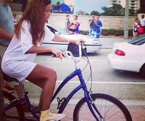 bicycle, cool, and rihanna image