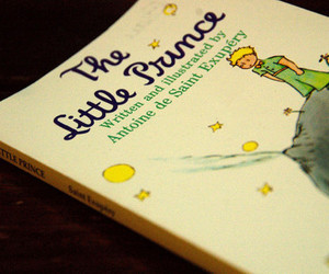 book, the little prince, and cute image