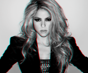 beautiful, shakira, and ideals image