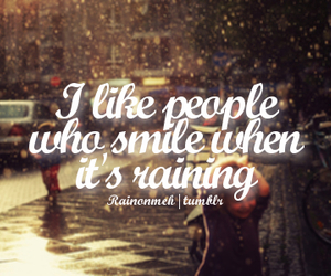 like, quote, and raining image