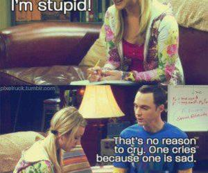 penny, sheldon, and funny image