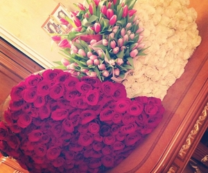 flowers, love, and luxury image