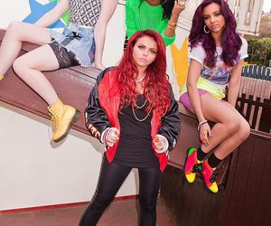 little mix, perrie, and jade image