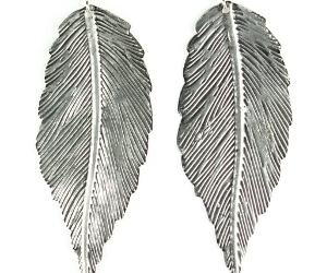 earrings, silver, and cheap fashion jewelry image