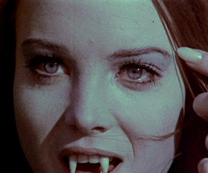 vampire and fangs image