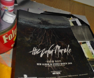 music, know hope, and the color morale image