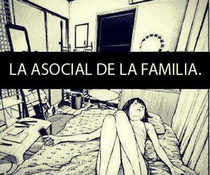 antisocial and family image