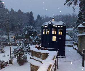 architecture, chill, and doctor who image