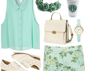 mint, oxford, and starbucks image