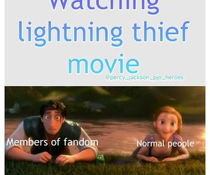 percy jackson, books, and funny image