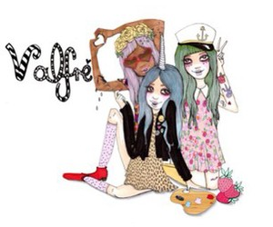 illustration and valfre image