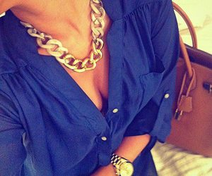 accessories, blue, and combination image