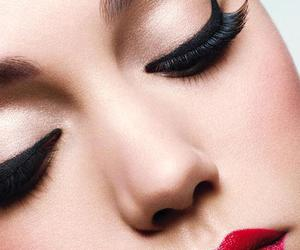 beauty, mac, and red image