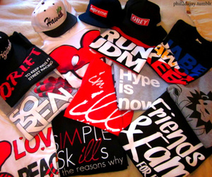 obey, swag, and supreme image