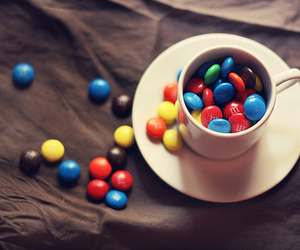 chocolate, colors, and m&m image