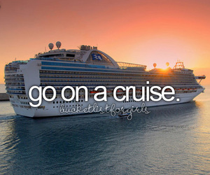 cruise and girl image