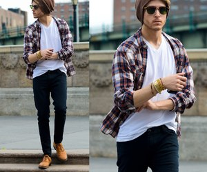 fashion, men, and guy image