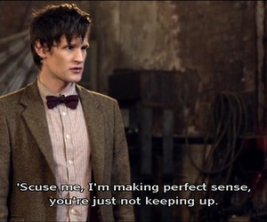 11, 11th doctor, and eleventh doctor image