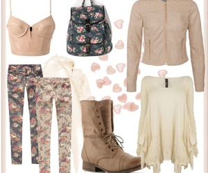 backpack, booties, and boots image