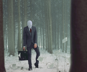 man, slender, and pags image