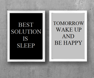 quotes, sleep, and happy image