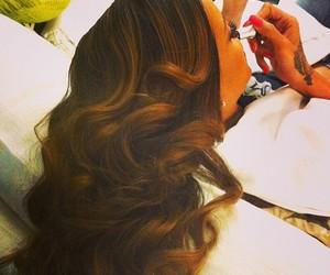 hair, rihanna, and riri image
