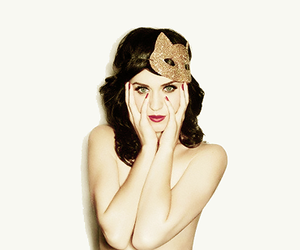 cat, diva, and katy perry image