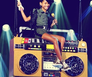 girl, radio, and willow smith image