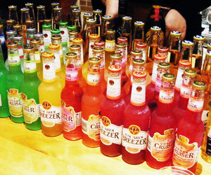 drink, breezer, and alcohol image