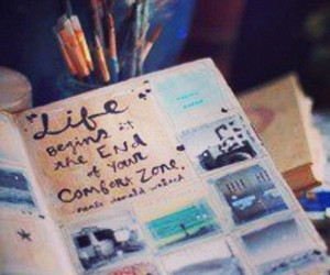 life, quote, and art image