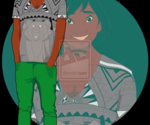 disney, kenai, and brother bear image