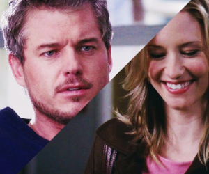sexy, mark sloan, and lexie grey image