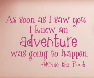 love, adventure, and disney image