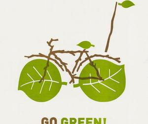 green and go green image