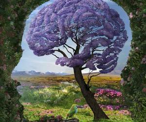 nature, art, and tree image