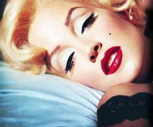 beautiful, marilyn, and marylin image