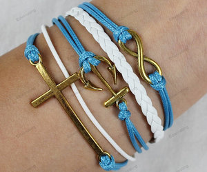 jewelry, friendship bracelets, and love gifts image
