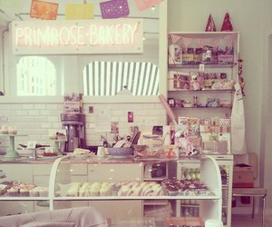 cupcake, bakery, and cake image
