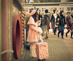 asian, sweet lolita, and cute image