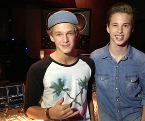boys, cody, and music image