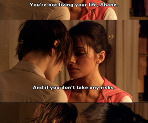 Carmen, shane, and the l word image