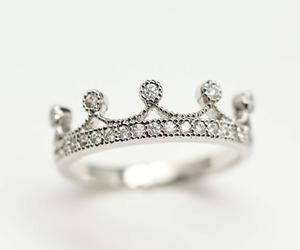 ring, crown, and jewelry image