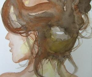 illustration, paint, and art image