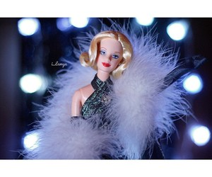 barbie, evening, and photography image