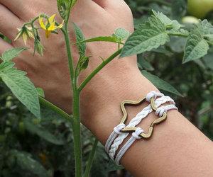boy, bracelet, and charm image