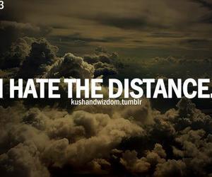 distance image