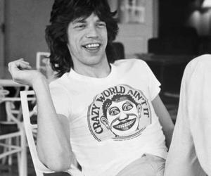 mick jagger, rolling stones, and the rolling stones image